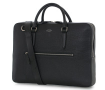 Ludlow Aktentasche with Zip Front Black