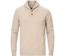 Merino/Nylon Schal Pullover Marled Barley