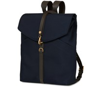 M/S Rucksack Navy/Dark Brown