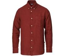 Levon Leinenhemd Red