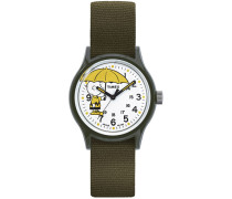MK1 Resin Charlie Brown White Dial