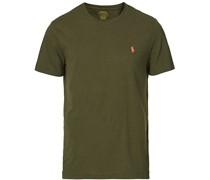 Custom Slim Fit Rundhalsausschnitt Tshirt Defender Green