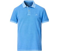 Sunbleached Polo Pacific Blue