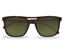SL 455 Sonnenbrille Havana/Green