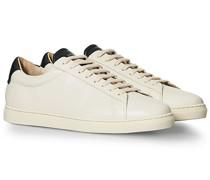 ZSP4 Nappa Ledersneaker Off White/Navy
