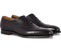 Hallam Oxford Black Calf