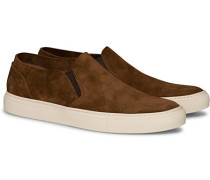 Suede Sneaker Sigaro