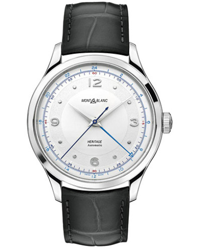 Heritage Steel Automatic 40mm Silver Dial