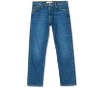 AM001 Classic Fit Jeans Mid Vintage