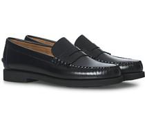 Citysides Dan Polaris Leder Loafer Black