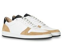 ZSP23 Nappa/Suede Sneaker Savane/Navy