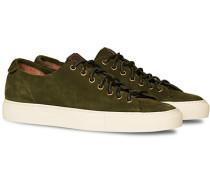 Suede Sneaker Green