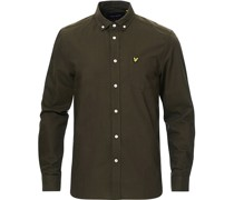 Lightweight Oxfordhemd Trek Green