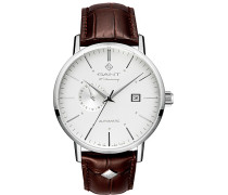 Park Hill Automatic Silver Dial