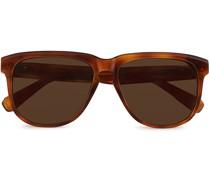 BR0063S Sonnenbrille Havana/Brown