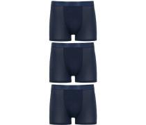 3-Pack Boxer Slips Navy Blue