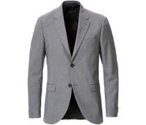 Jamonte Woll Anzug Blazer Grey