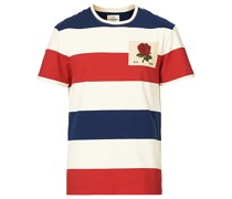 Stanley gestreift Rose Logo Tshirt Multi