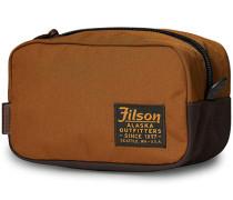 Nylon Travel Pack Whiskey