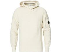 Polar Fleece Hoodie Off White
