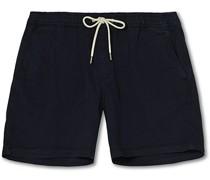 Gregor Drawstring Shorts Blue