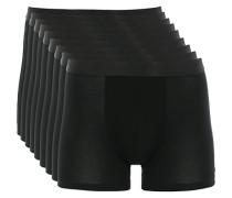 9-Pack Boxer Slip Black