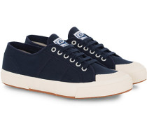 Cotu Canvas Sneaker Navy