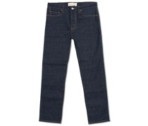 TM005 Tapered Jeans Blue Raw