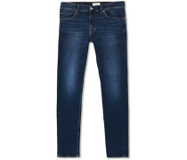Evolve Charm Superstretch Jeans Dark Blue