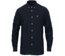 Lightweight Oxfordhemd Dark Navy