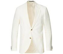 Jamonte Leinen Anzug Blazer Cream