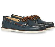Gold Cup Authentic Original Boat Schuh Navy