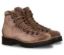 Fidel Winterstiefel Brown Suede