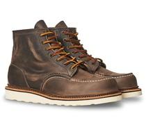 Moc Toe Stiefel Concrete Rough & Tough Leder