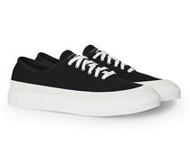 Jesolo Sneaker Black Canvas