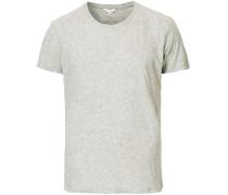 OB Tshirt Mid Grey Melange
