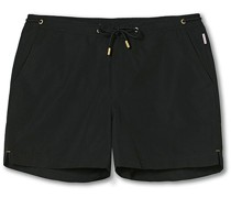 Setter X Drawcord Swims Shorts Black