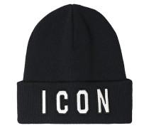 Icon Beanie Black
