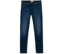 Evolve Charm Superstretch Jeans Blue