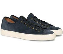 Suede Sneaker Navy