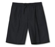 Drian Drawstring Shorts Navy