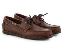 Endeavor Segelschuh Brown
