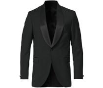 Janson Smoking Schal Collar Blazer Black