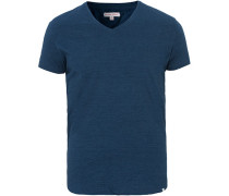 OB V-Neck Tshirt Jeans Pigment