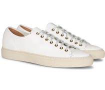 Sneaker White Calf