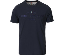 Logo Tshirt Blue Navy