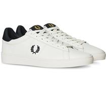 Spencer Sneaker aus Leder Porcelain/Navy