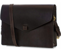 Messenger Tasche 3-In-1 Dark Brown
