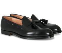 Cavendish 2 Tassel Loafer Black Calf