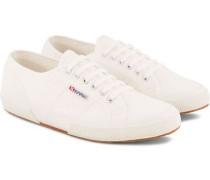 Canvas Sneaker White
